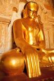 Estatua de Bhudda, Bagan, Myanmar Fotos de archivo