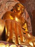 Estatua de Bhudda, Bagan, Myanmar Imagenes de archivo