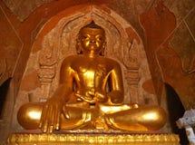 Estatua de Bhudda, Bagan, Myanmar Imagen de archivo