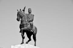 Estatua de Bourguiba Fotografía de archivo