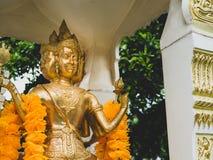 Estatua de Brahma Imágenes de archivo libres de regalías
