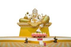 Estatua de Brahma Fotografía de archivo libre de regalías