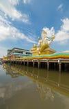 Estatua de Brahma Fotos de archivo libres de regalías