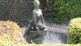 Estatua de bronce Foto de archivo