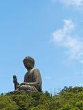 Estatua de bronce de Buda imagen de archivo