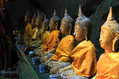 Estatua de Buda imágenes de archivo libres de regalías