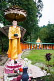 Estatua de Buda Imagen de archivo libre de regalías