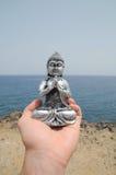 Estatua de Buda Fotos de archivo libres de regalías