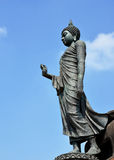 Estatua de Buda. Imagen de archivo