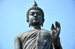 Estatua de Buda. Fotografía de archivo libre de regalías
