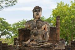 Estatua de Buda. Fotografía de archivo