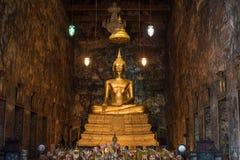 Estatua de Buda Foto de archivo