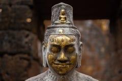 Estatua de Buda Avalokiteshvara Es un Bodhisattva que personifica la compasión de todo el Buddhas Este bodhisattva está variabl foto de archivo libre de regalías