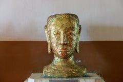 Estatua de Buda, Ayuthaya Imagenes de archivo