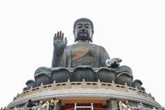 Estatua de Buda del gigante Fotos de archivo
