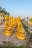 Estatua de Buda en Champasak, Laos del sur Fotos de archivo
