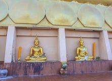 Estatua de Buda en Champasak, Laos del sur Imagen de archivo