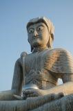 Estatua de Buda en el templo de la tonelada de Tha imagenes de archivo