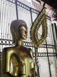 Estatua de Buda en el templo de Wat Phra Si Rattana Mahathat, Phitsanulo imagen de archivo libre de regalías