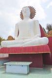 Estatua de Budda en Galle Imágenes de archivo libres de regalías