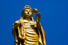Estatua de Budda, Hokkaido, Japón Foto de archivo
