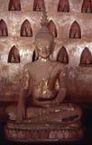 Estatua de Buddha Fotos de archivo