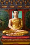 Estatua de Buddha Fotografía de archivo