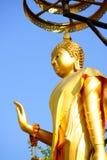 Estatua de Buddha Foto de archivo libre de regalías