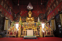 Estatua de Buddha. Imagenes de archivo