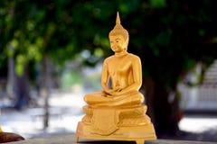 Estatua de Buddha. Imagen de archivo