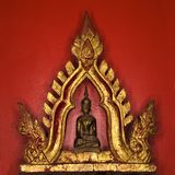 Estatua de Buddha. imagen de archivo libre de regalías