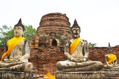 Estatua de Buddha en el parque histórico Fotografía de archivo