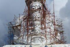 Estatua de Buddha en Tailandia Imágenes de archivo libres de regalías