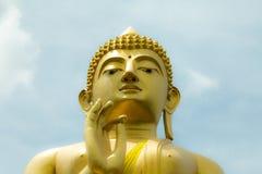 Estatua de Buddha en Tailandia foto de archivo libre de regalías