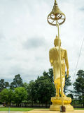 Estatua de Buddha en Tailandia Imagen de archivo