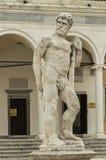 Estatua de Caco Fotos de archivo libres de regalías