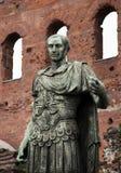 Estatua de Caesar Foto de archivo libre de regalías