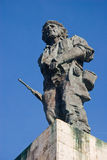 Estatua de Che Guevara Imagen de archivo libre de regalías