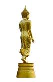 Estatua de colocar a buddha Imagen de archivo