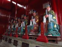 Estatua de Confucius imagen de archivo libre de regalías