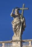 Estatua de Cristo el redentor fotografía de archivo