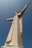 Estatua de Cristo el salvador 1808 Fotografía de archivo libre de regalías