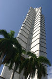 Estatua de Cuba Marti Imagenes de archivo