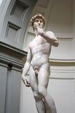 estatua de David Fotografía de archivo libre de regalías