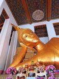Estatua de descanso de Buddha Imagen de archivo
