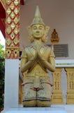 Estatua de Deva Fotografía de archivo libre de regalías
