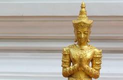 Estatua de Deva Imagen de archivo