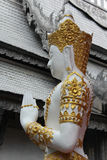 Estatua de Deva Fotos de archivo
