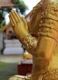 Estatua de Deva Imagenes de archivo