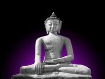 Estatua de Dhyani Buddha Aksobhya Fotos de archivo libres de regalías